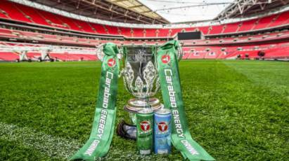 Derby Or Barnsley To Face Tottenham Hotspur In The Carabao Cup