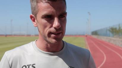 Haines Talks Players' Fitness