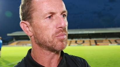 Rowett Pleased With Derby's Showing At Port Vale