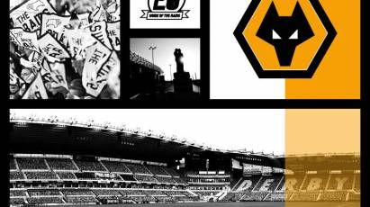 Matchday Ticket Prices - Derby County Vs Wolves