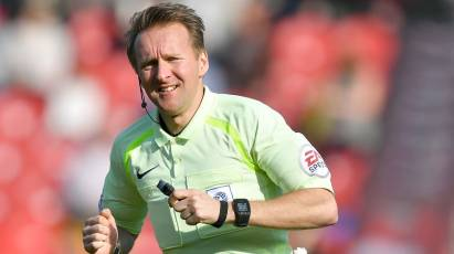 Langford To Take Charge Of Ipswich Fixture