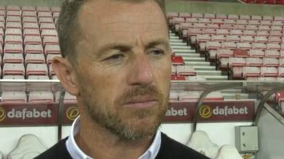 Rowett Reviews Derby's Draw At Sunderland