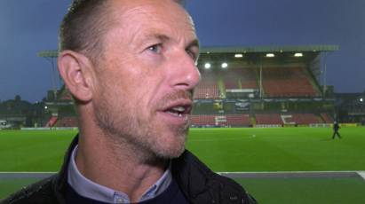 Rowett Discusses Grimsby Abandonment