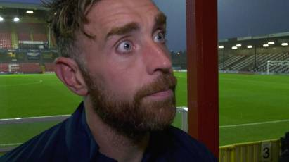 Keogh Reacts To Grimsby Washout