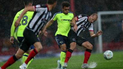 New Date Confirmed For Grimsby Tie