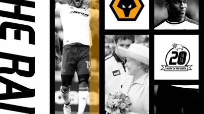 Andre Wisdom Stars In Wolves Edition Of The Ram!