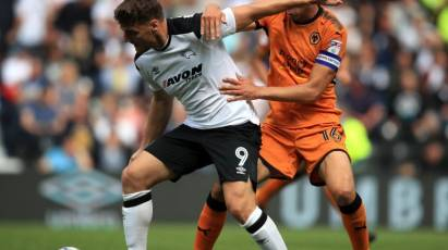 Derby County 0-2 Wolves