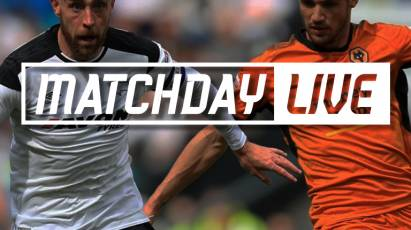 Matchday Live - Wolves (H)