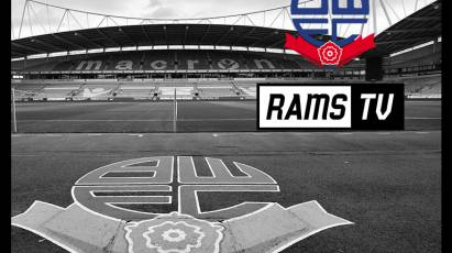 How To Follow The Rams' Game At Bolton Wanderers