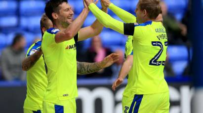 Bolton Wanderers 1-2 Derby County