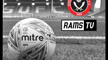How To Follow The Rams' Clash With Sheffield United