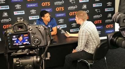 Curtis Davies Press Conference - Sheffield United (A)