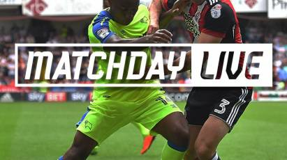 Matchday Live - Sheffield United (A)