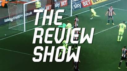 Review Show - Sheffield United Vs Derby County