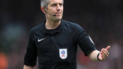 Match Officials Confirmed For Fulham Clash