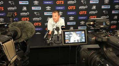 Gary Rowett's Pre-Hull City Press Conference In Full