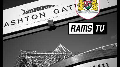 How To Follow The Rams' Clash With Bristol City