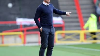 Rowett Embarrassed And Disappointed By Bristol City Defeat
