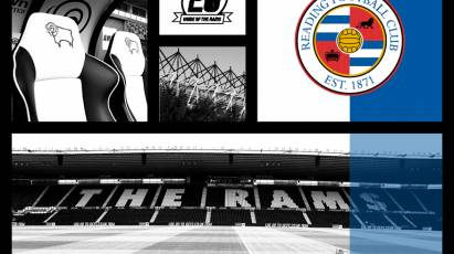 Matchday Ticket Prices - Derby County Vs Reading