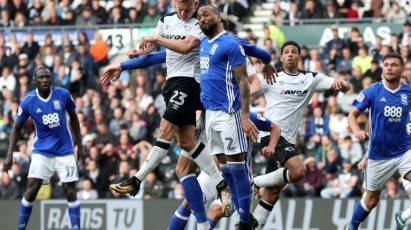 Derby County 1-1 Birmingham City