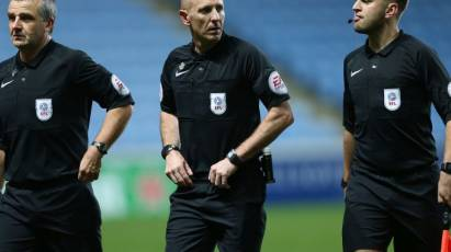 Davies To Take Charge Of Brentford Fixture