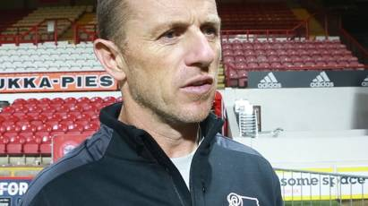 Rowett Reacts To Derby's Draw At Brentford