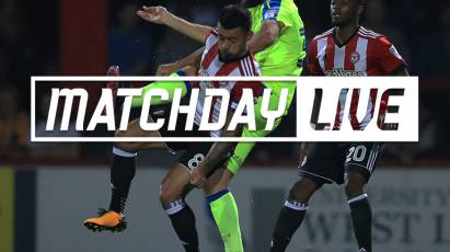 Matchday Live - Brentford (A)
