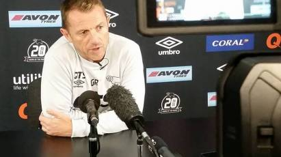 Gary Rowett Press Conference - Cardiff City (A)