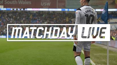 Matchday Live - Cardiff City (A)