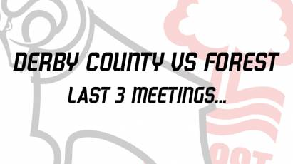 Derby County Vs Nottingham Forest