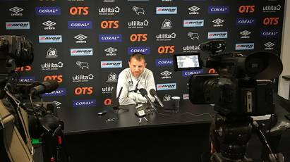 Gary Rowett Press Conference - Nottingham Forest (H)