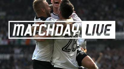 Matchday Live - Nottingham Forest (H)
