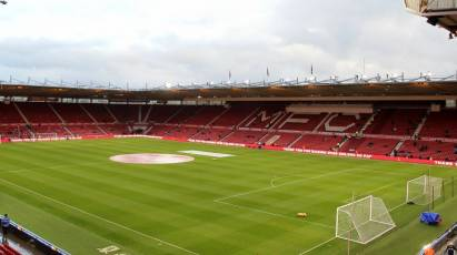 Boro Tickets Go Off Sale At 4pm Today