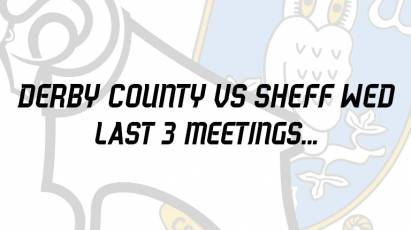 Derby County Vs Sheffield Wednesday