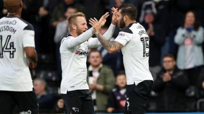 Derby County 2-0 Sheffield Wednesday
