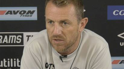Gary Rowett Press Conference - Norwich City (A)