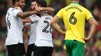 Norwich City 1-2 Derby County