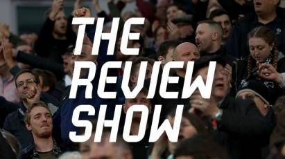 Review Show - Norwich City Vs Derby County