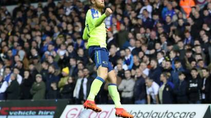 Leeds United 1-2 Derby County