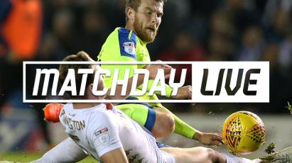 Matchday Live - Leeds United (A)