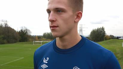 Local Academy Prospect Looks Ahead To Forest Clash