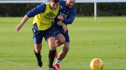 Rowett Runs Rule Over Rams' U23s During First Team Session