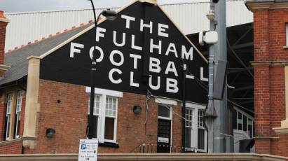 Team News Confirmed For Fulham Clash