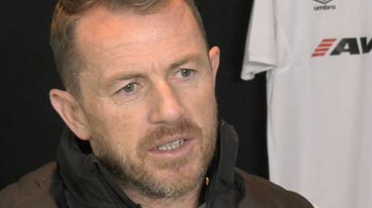Rowett Sits Down To Preview Saturday's Trip To Fulham
