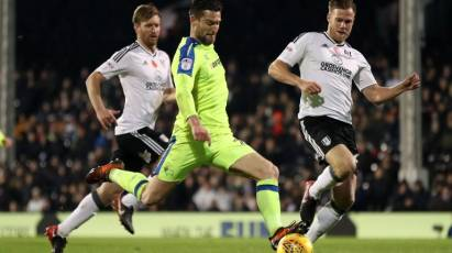 Fulham 1-1 Derby County