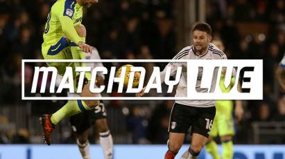 Matchday Live - Fulham (A)