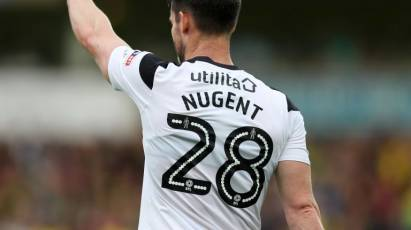 Rowett Praises Nugent Ahead Of Boro Return