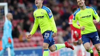 Vydra Treble Secures First Win At Boro Since 2000