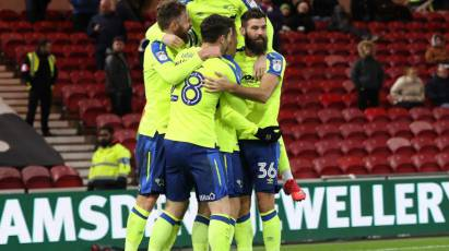 Middlesbrough 0-3 Derby County