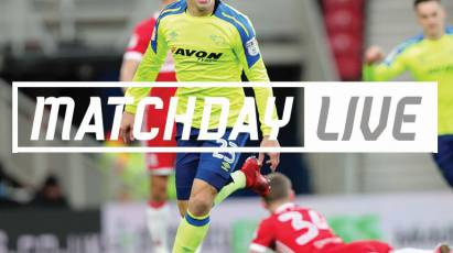 Matchday Live – Middlesbrough (A)
